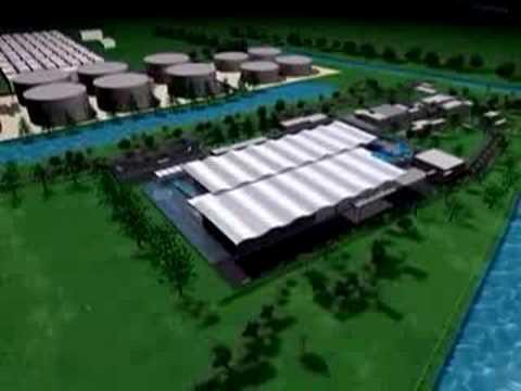 Singapore NEWater Plant