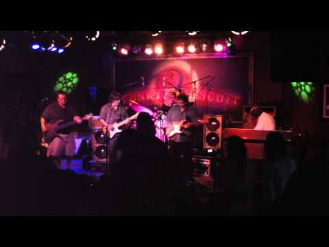 "The Electricians ""China Cat Sunflower~I Know You Rider"" The Funky Biscuit, 3-14-2013"