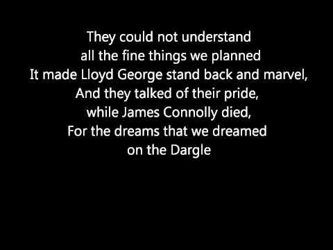 Gunner McGee - Ronnie Drew (Lyrics)