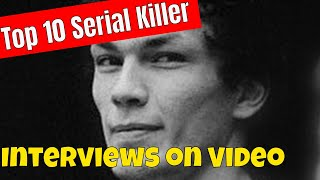Top 10 Serial Killer Interviews on Video