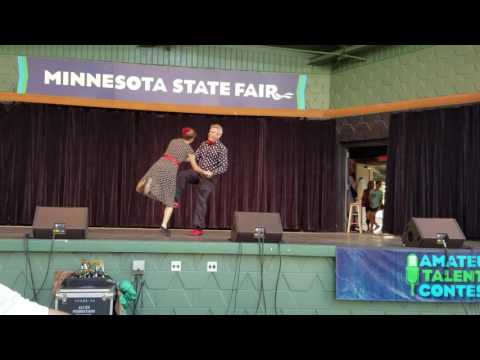 2016 Minnesota State Fair Audition - Terry Gardner and Kristy Letourneau