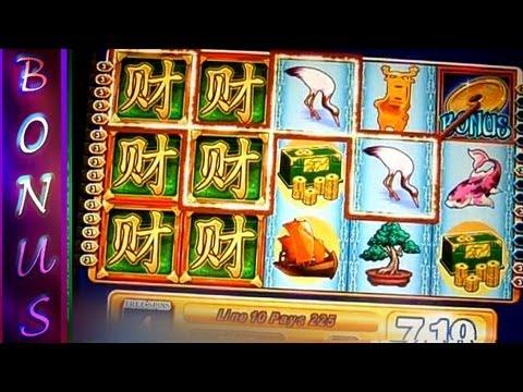 Samurai Master - Free Spins Bonus - 5c WMS Video Slots - 동영상
