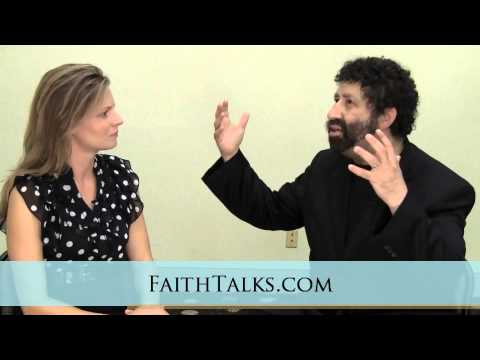 Interview with Jonathan Cahn from FaithTalks.com