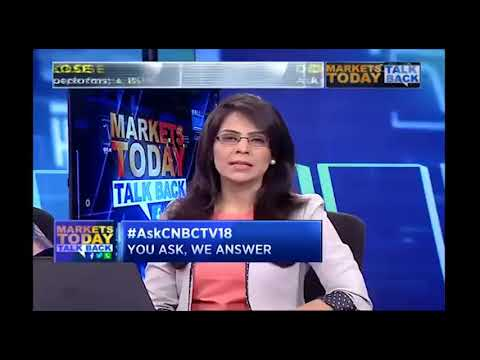 Market Today Talk Back: No Monday Blues on D-Street | 28th August 2017 |CNBC TV18