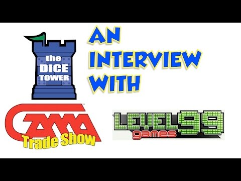 GAMA Trade Show Interviews: Level 99 Games