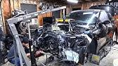 Pulling the 500HP V10 M5 Engine