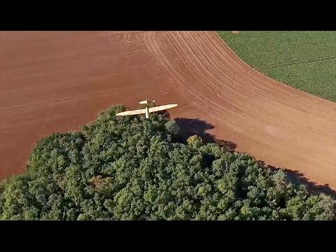 Thales Spy'Ranger Mini-UAV - YouTube