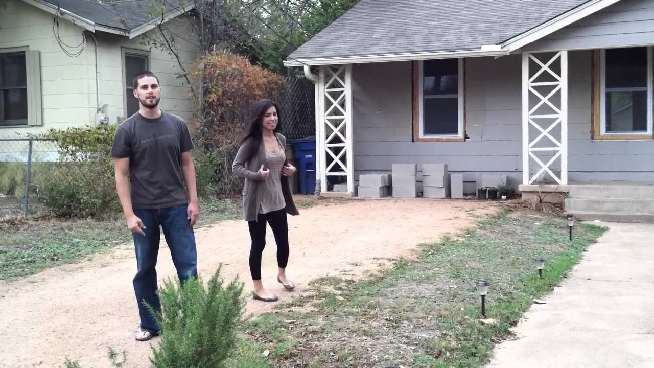Desperate Landscapes First time homeowners need Jasons help