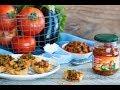 Candied Eggplants Trays / ورقة البسطيلة بمربى الباذنجان - CookingWithAlia - Episode 669