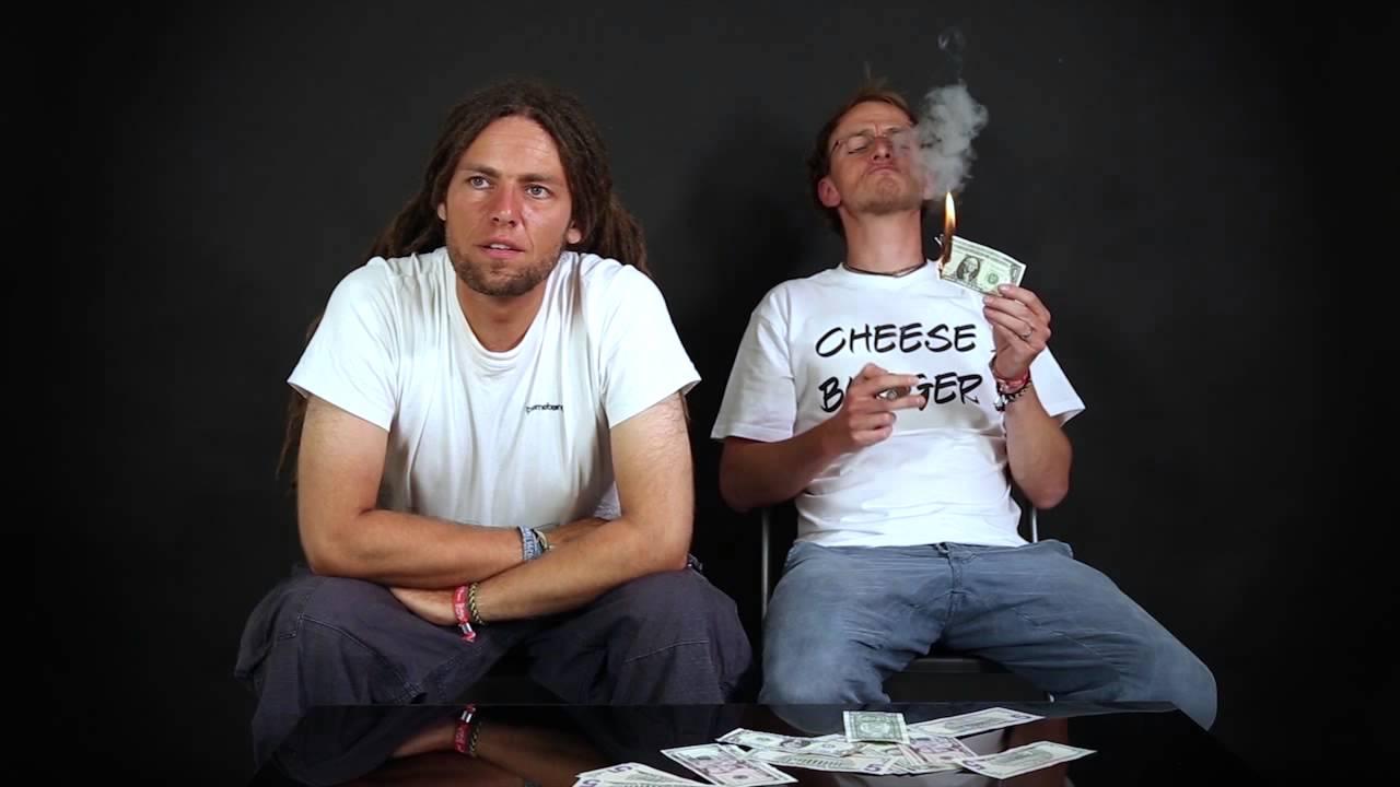 Simon & Jan - Geld (Offizielles Musikvideo)