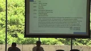 CEFRの日本への文脈化についてのシンポジウム01