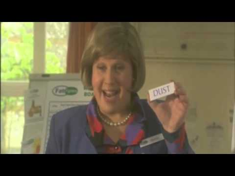 """10 minutes of """"Anybody... No... Dust."""" from Little Britain"""