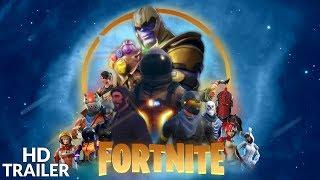 Fortnite Infinity War Trailer