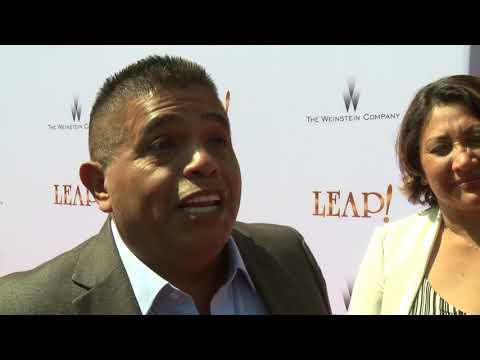 """Leap Premiere  Ricardo """"El Mandril"""" Sanchez - """"Postman"""" Sound Bites"""