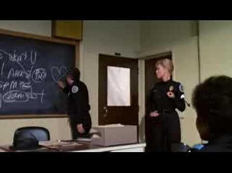 police academy trailer deutsch