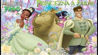 Herní film: Princezna a žabák 2 / Princess and the frog 2 (-Pohádka-)