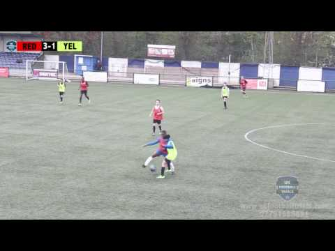 Extended Match Highlights - Birmingham UK Football Trials April 12th