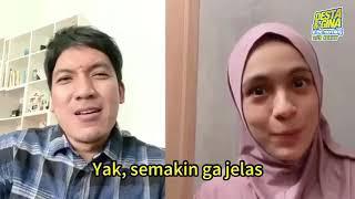 test ZOOM di kala PSBB total di DKI Jakarta.