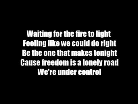 Calvin Harris - Under Control - LYRICS