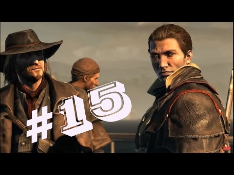 Assassin's Creed Rogue: Gameplay Walkthrough ||Part 15||Save Cristopher Gist &  Reclaim The Morrigan