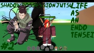 ROBLOX Shinobi Life 🅾️🅰️ Life As An Edo Tensei #2 - Shadow Possession Jutsu