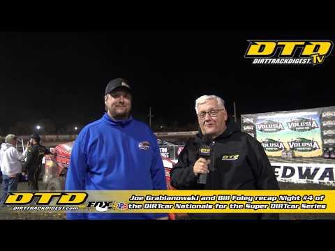 Super DIRTcar Series Recap from the DIRTcar Nationals at Volusia Speedway Park | Night #4 2/14/20