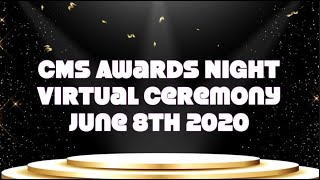 CMS Virtual Awards Ceremony