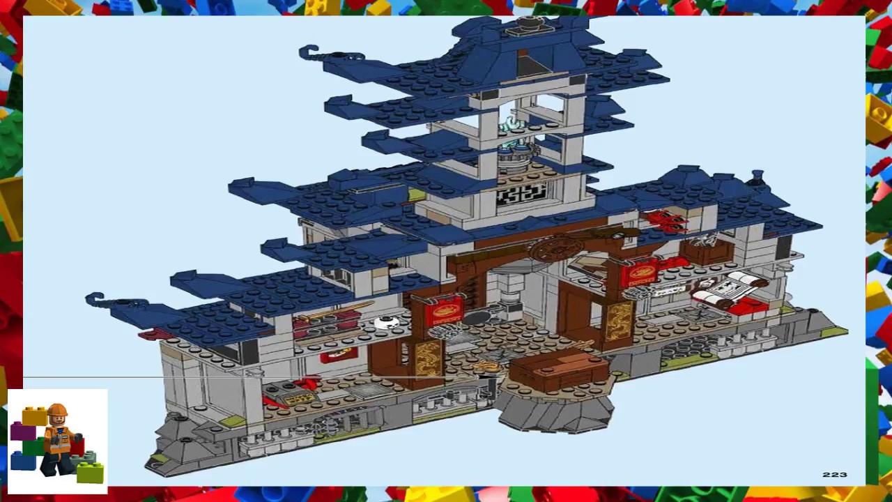 Lego Ninja Max Building Instructions