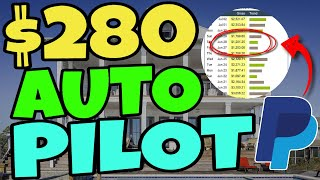 Earn $280.00 Per Day On Autopilot (BIG TRAFFIC Method – Free Clickbank Money 2020)