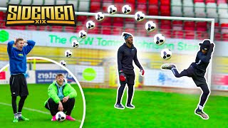 SIDEMEN 1 on 1 STRIKER CHALLENGE