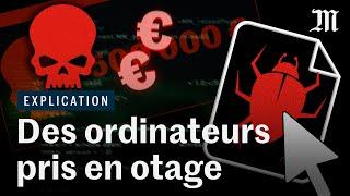 Logiciels pirates contre rançon : comment les hackeurs piratent les ordinateurs