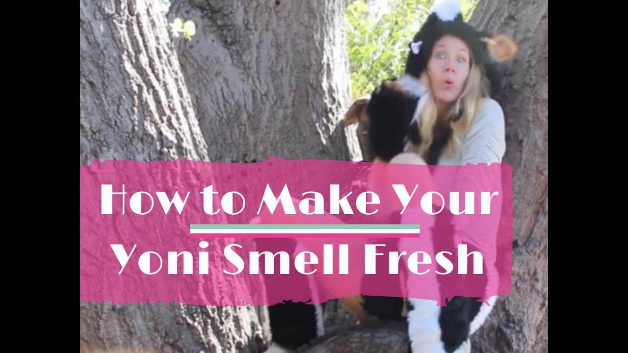 How To Make Your Vagina Smell Good No More Skunky Punani -3554