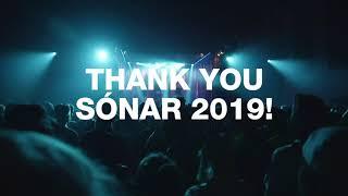 Thank you! Sónar 2019