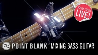 Mixing Bass in Electronic Music (FFL!)