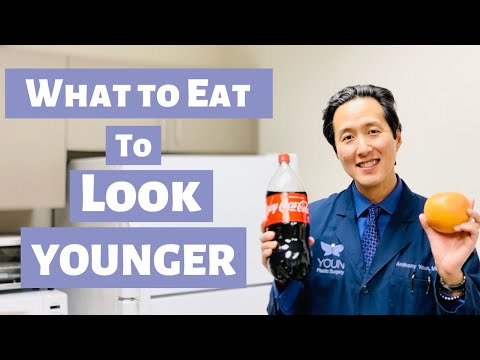 What Should I Eat to Have Youthful, Healthy Skin? - Dr. Anthony Youn