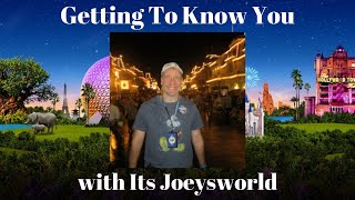 🔴 LIVE: Getting To Know You - Its Joeysworld   Just Another Monday Night