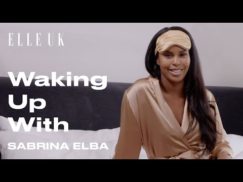 Sabrina Elba On Morning 'Us' Time With Husband Idris And Blood-Infused Moisturiser | Waking Up With