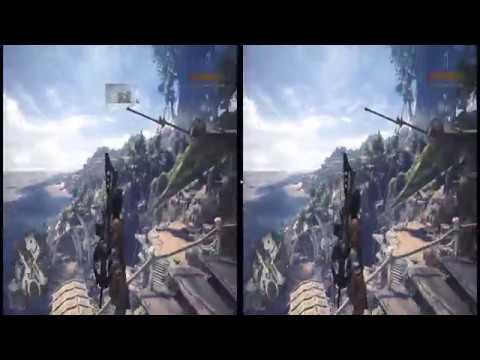 Monster Hunter World VR : PC to PlayStation VR join me in any VR HMD Oculus  HTC Vive Google VR etc
