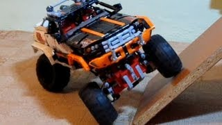 Lego Technic 9398 Truck 4x4 TEST 1