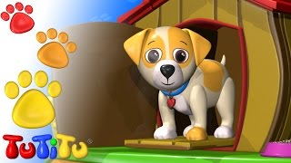 TuTiTu Animals | Animal Toys for Children | Dog