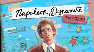 NDS Longplay #6: Napoleon Dynamite: The Game