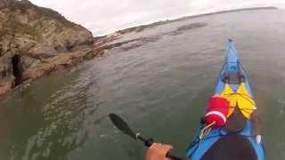 Kayak Cornwall: Fowey to Pentewan Sands