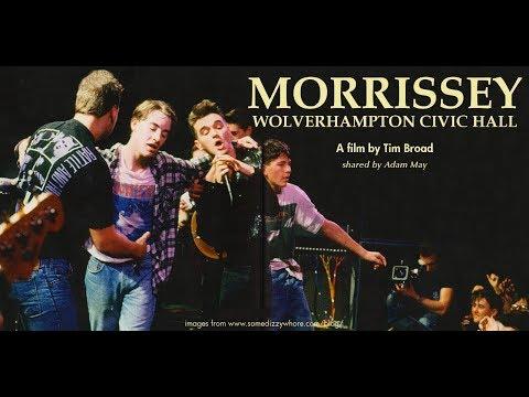 Morrissey : Wolverhampton 88 (Complete Film)