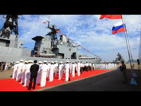 Russia-China joint navy drill against backdrop of complex As