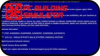 PC Building Simulator - Ein Mysteriöser Bluescreen #012 - Lets Play IT Simulator Deutsch