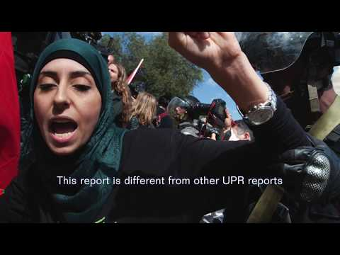 "Amal Abusnour Interview about ""Palestinian women under prolonged occupation"" 5 min"