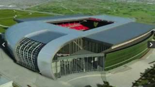 Liverpool Stadium Plans