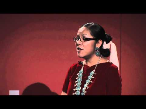 TEDxPhoenix 2010 Jolyana Bitsui - What it means to be a Navajo woman