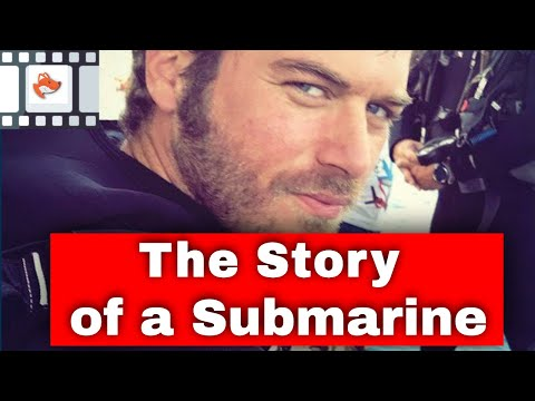 Kıvanç Tatlıtuğ in the Netflix series 'The Story of a Submarine'