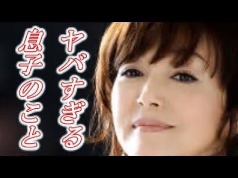 【壮絶】岩崎宏美 待ちわびた息子と生活と今
